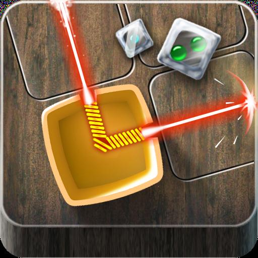 Laser Box - Puzzle