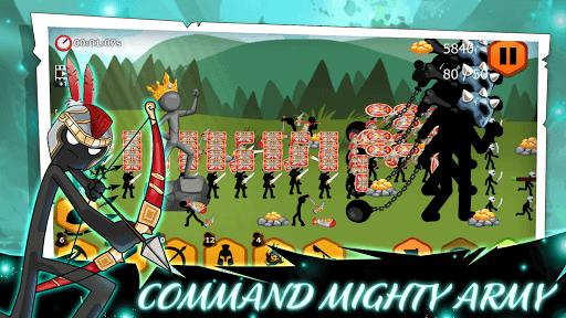 Stickman Battle 2: Empires War  screenshots 4