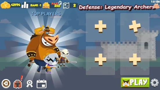 Defense: Legendary Archers Screenshot