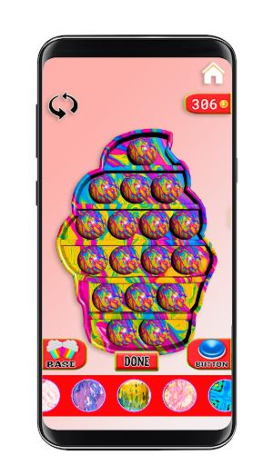 Pop it fidget toy 2! DIY calming asmr popers game 1.0.4 screenshots 11