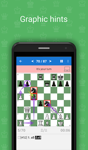 Chess Strategy (1800-2400) 1.3.5 Screenshots 1