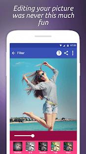 Photo Editor & Perfect Selfie Screenshot