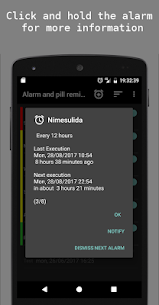Alarm and pill reminder 1.10 Mod APK (Unlimited) 3