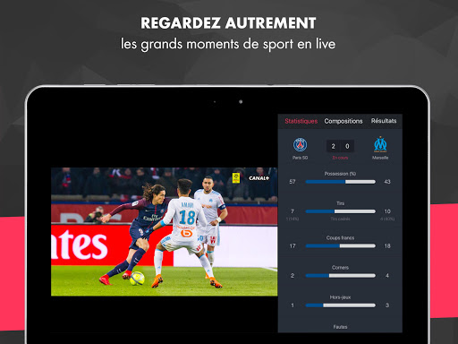 myCANAL, vos programmes en live ou en replay screenshots 12