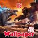 Godzilla Kong Wallpapers