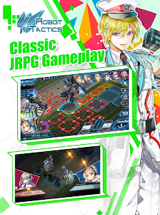 Mod Game Robot Tactics: Real Time Robots War for Android
