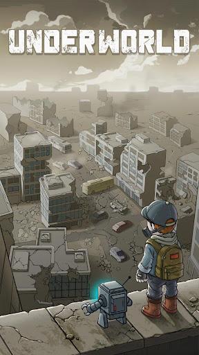 언더월드 : 핵전쟁 이후 생존 게임 modiapk screenshots 1