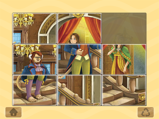 Princess Puzzles and Painting apkpoly screenshots 10