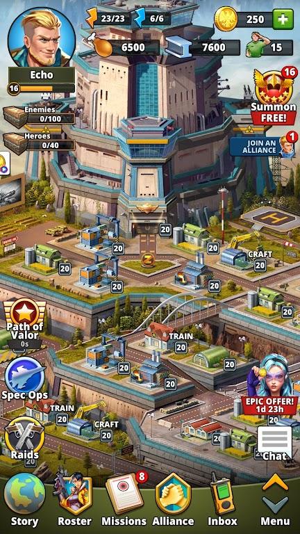 Puzzle Combat: Match-3 RPG poster 6