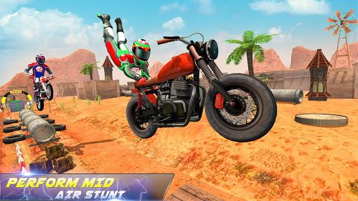 Bike Stunt 3d Race Master - Free Bike Racing Game 1.09 screenshots 1