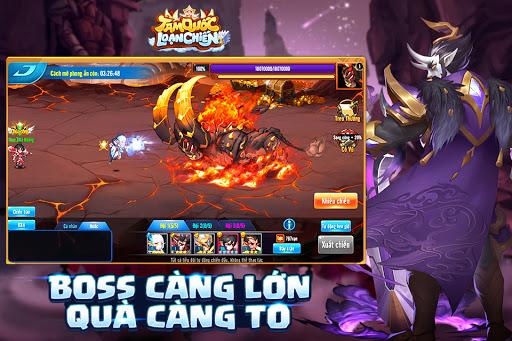 Tam Quu1ed1c Lou1ea1n Chiu1ebfn  screenshots 5