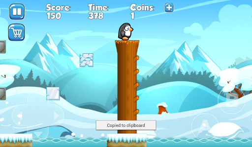 Super Penguin Adventure : free games without wifi  screenshots 2