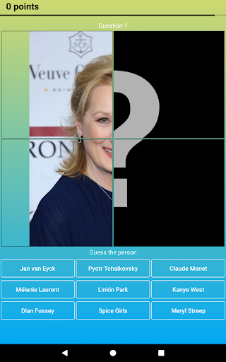 Guess Famous People u2014 Quiz and Game  Screenshots 22