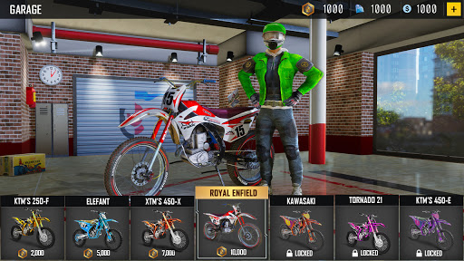 Bike Stunt 2 Bike Racing Game - Offline Games 2021 1.36.3 Screenshots 15