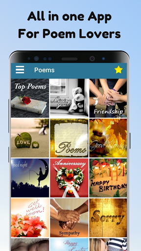 Poems For All Occasions - Love, Family & Friends android2mod screenshots 7
