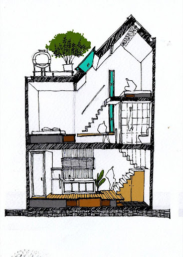 Architecture House Drawing 11.0 Screenshots 3