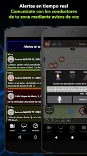 Detector de Radares Gratis 7.5.7 Screenshots 2