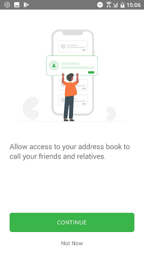 IndyCall - Free calls to India apktram screenshots 6