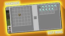 BackPack Mod for Minecraft PE - MCPEのおすすめ画像3