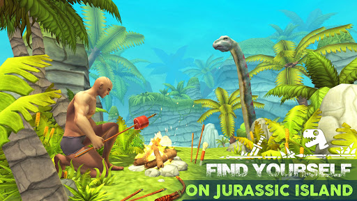Jurassic Island 2: Lost Ark Survival APK MOD (Astuce) screenshots 3