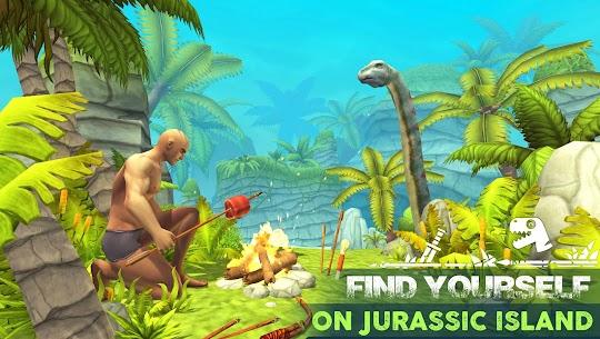 Jurassic Island 2: Lost Ark Survival APK + MOD (Unlimited Money) 3
