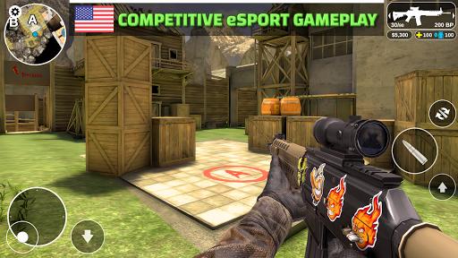 Code Triche Counter Attack - Multiplayer FPS (Astuce) APK MOD screenshots 5