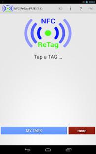 NFC ReTag Expert Plugin