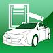 トヨタの社内共有車管理・運転日報管理