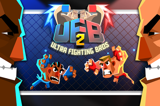 UFB 2: Ultra Fighting Bros - Ultimate Championship 1.1.1 Screenshots 6