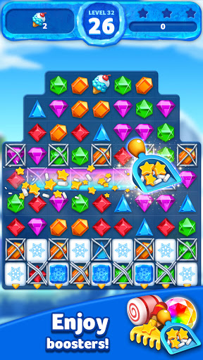 Jewel Ice Mania : Match 3 Puzzle 21.0324.09 screenshots 21