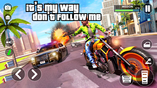 Great Theft Auto Cool City Stories apkpoly screenshots 3