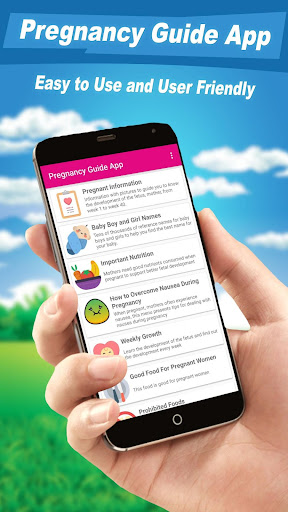 Pregnancy Guide App Pregnancy Guide App 5.0 Screenshots 3