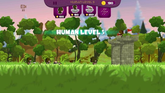 Archery Battle Defense Hack for iOS and Android 2