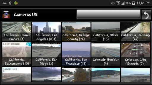 Cameras US - Traffic cams USA 8.6.2 screenshots 22