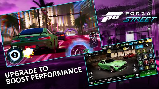 Forza Street: Tap Racing Game apktreat screenshots 2