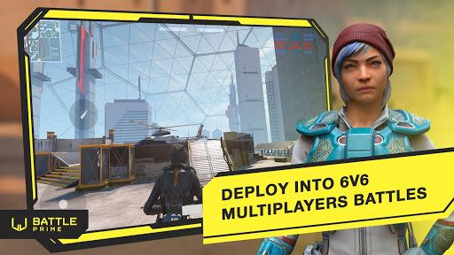 Battle Prime: Online Multiplayer Combat CS Shooter filehippodl screenshot 5