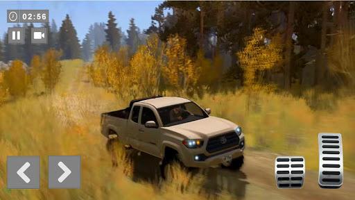 Offroad Pickup Truck Driving Simulator  Screenshots 9