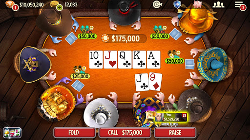Governor of Poker 3 - Texas Holdem With Friends 7.4.1 screenshots 2