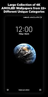 4K AMOLED Wallpapers - Live Wallpaper Changer screenshots 3