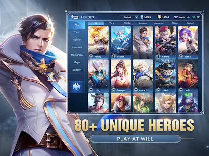 Mobile Legends: Bang Bang 1.5.97.6541 Screenshots 12