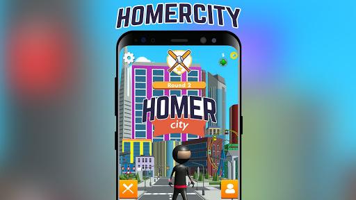 Code Triche Homer City mod apk screenshots 1