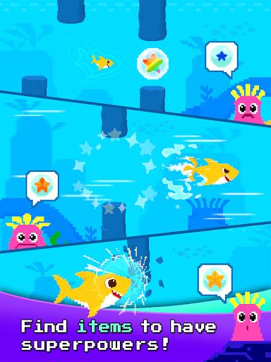 Baby Shark 8BIT : Finding Friends 2.4 screenshots 12