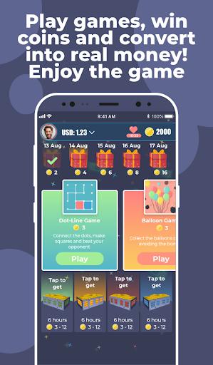 Play & Earn 12.6 screenshots 1