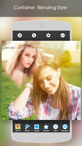 Photo Blender: Mix Photos 2.6 Screenshots 9