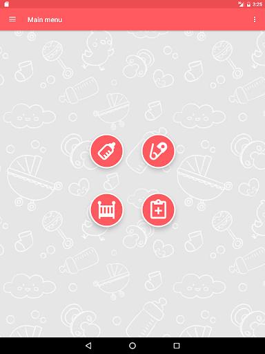 Baby App, Baby tracker 1.1.1 Screenshots 9