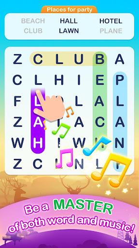 Word Search Pop - Free Fun Find & Link Brain Games  screenshots 2