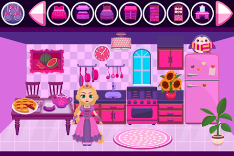 My Princess Castle – Doll and Home Decoration Game 3