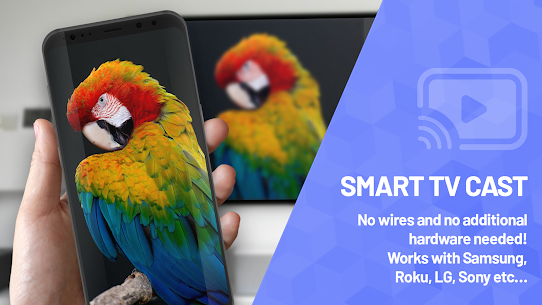 Smart TV Cast – Screen Mirroring for Smart TV MOD APK 1