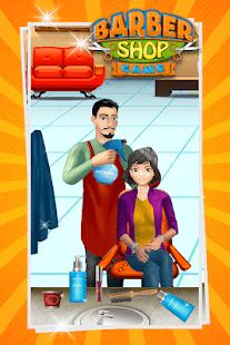 Barber Shop Beard Hair Salon – Hair Cutting Games