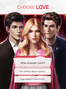 Secrets: Game of Choices Screenshot